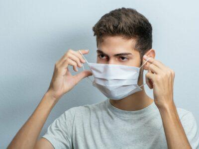 L'acné du masque