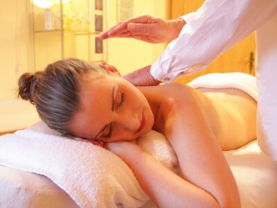 massage en institut